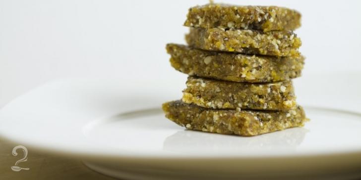 Receita de Barra de Cereal Natural em vídeo | Gourmet a Dois