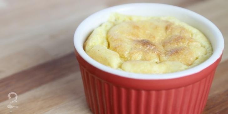 Receita de Suflê de Milho em vídeo | Gourmet a Dois