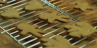 Como fazer BISCOITO DE GENGIBRE ou Gingerbread - Receita de Fim de Ano